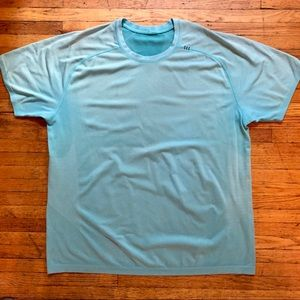 Lululemon Athletica Metal Vent Tech Shirt, XXL